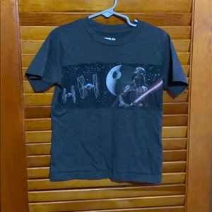 Star Wars Boys Tshirt